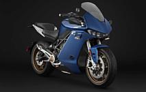 Zero SR/S — электрический мотоцикл, который без подзарядки может проехать 320 км