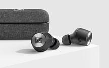 Sennheiser показала новые наушники Momentum True Wireless 2
