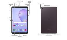 В сеть попал рендер неанонсированного планшета Samsung Galaxy Tab A 8.4 (2020)