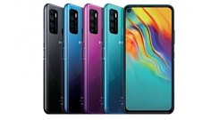 Infinix представила новый бюджетный смартфон Hot 9