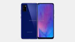 В сети появились рендеры Samsung Galaxy M41 / M51