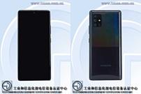 TENAA опубликовала фотографии Samsung Galaxy A71 5G