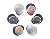 AKG показала новые беспроводные наушники N400