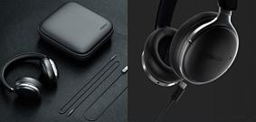 Meizu выпустила наушники HD60 с активной системой шумоподавления
