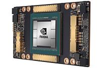 Nvidia рассказала об архитектуре Ampere и представила серверную видеокарту A100