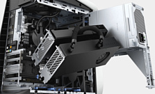 Эта необычная система водяного охлаждения использует слот PCIe