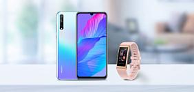 Huawei представила бюджетный смартфон Y8p