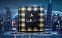 MediaTek представила новый чипсет Dimensity 820