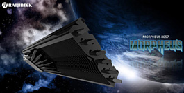 Raijintek представила кулер Morpheus 8057 для мощных видеокарт