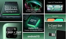 Неанонсированный Realme C11 появился на сайте индонезийского магазина