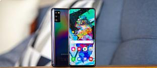 Galaxy A42 будет самым дешевым 5G-смартфоном Samsung