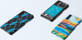 Утечка: рендеры OnePlus Nord в эксклюзивных чехлах