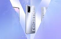 Realme намекнула на скорый анонс нового смартфона V5