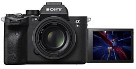Sony представила топовую беззеркальную камеру A7S III