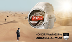 Honor представила умные часы Watch GS Pro и Watch ES
