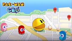 Pac-Man Geo — игра о Пакмане, похожая на Pokemon Go