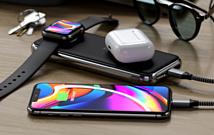 Satechi представила новое беспроводное портативное ЗУ Quatro Wireless Power Bank