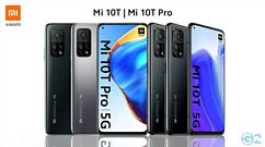 Утечка: характеристики Xiaomi Mi 10T и Mi 10T Pro