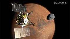 Япония отправит на Марс 8K-камеру