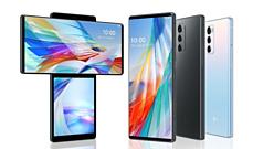 LG показала смартфон Wing с двумя экранами и Snapdragon 765G
