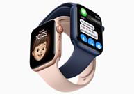 Apple анонсировала бюджетные умные часы Watch SE