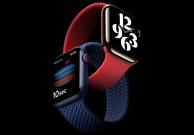 Apple показала новые умные часы Watch Series 6