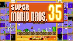 Nintendo выпустила «королевскую битву» Super Mario Bros 35