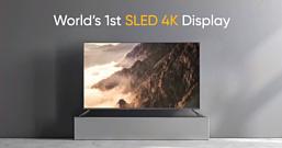Realme показала первый SLED-телевизор, 100-ваттный саундбар и несколько других новинок
