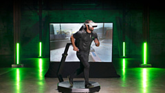 Virtuix Omni One — 360-градусная беговая дорожка для VR за $995