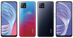 В сеть попали рендеры и характеристики Oppo A73 5G