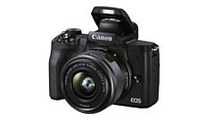 Canon выпустила новую камеру EOS M50 Mark II