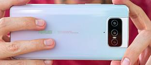 Эксперты DxOMark высоко оценили селфи-камеру Asus Zenfone 7 Pro
