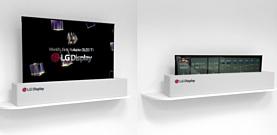 LG начала продажи своего сворачиваемого телевизора — он стоит $87 тысяч