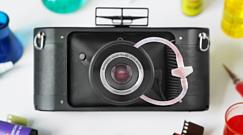 Новая камера Lomography позволяет заполнять объектив жидкостью