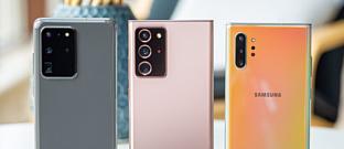Слух: в 2021 Samsung не выпустит новых Galaxy Note