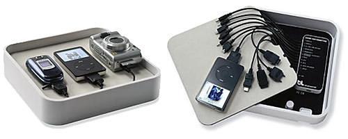 Многофункциональное зарядное устройство от blueLounge ®
