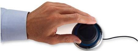 Новая мышь для работы с 3D графикой на ноутбуках от 3Dconnexion