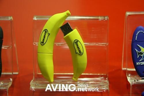 Банановая флэшка HK8093