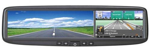 Azentek SmartMirror - GPS навигация на зеркале заднего обзора вашего автомобиля
