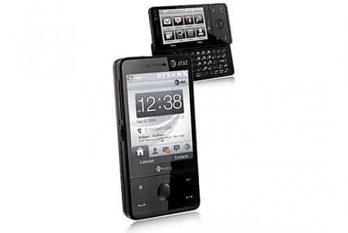 AT&T выпускает в продажу HTC Fuze
