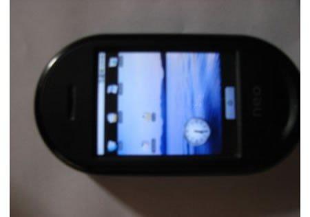 OpenMoko Neo FreeRunner – взгляд исподтишка на второй смартфон Android