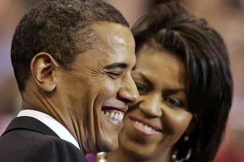 Имена семейства Обамы чаще всего использовались в спам-письмах в декабре