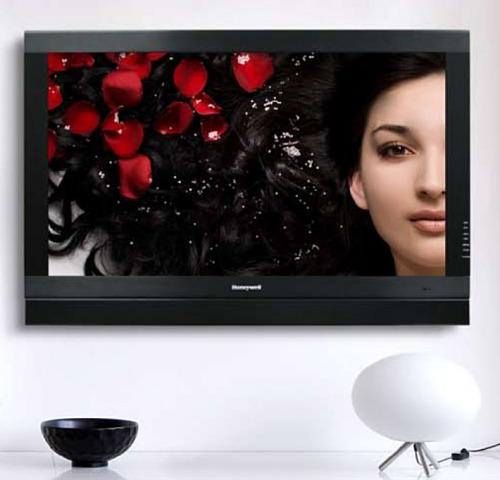 Honeywell создают огромный 82-дюймовый HD телевизор