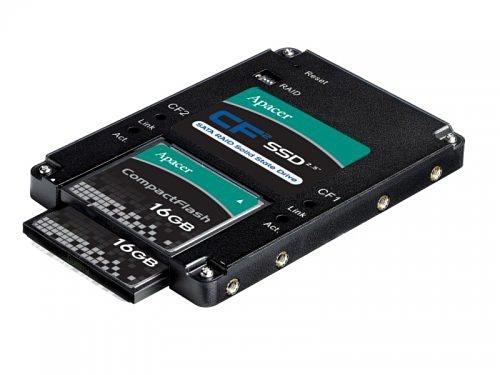 Полупроводниковые устройства от Apacer надежно сохранят Ваши данные