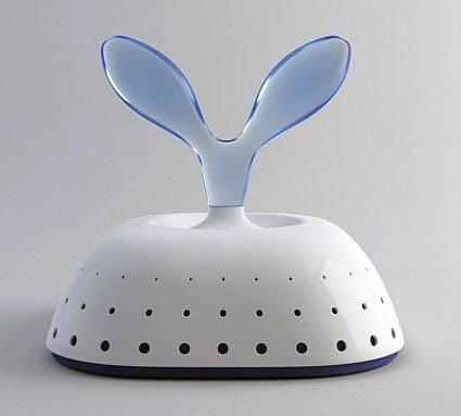 Дышите полной грудью с новым аппаратом Breathing Bud Air Quality Indicator