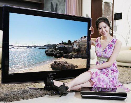 Новая ЖК-прелесть от LG: телевизор WirelessHD LH80 LCD TV