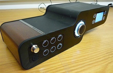 WiFi радио Monitor Audio Airstream 10