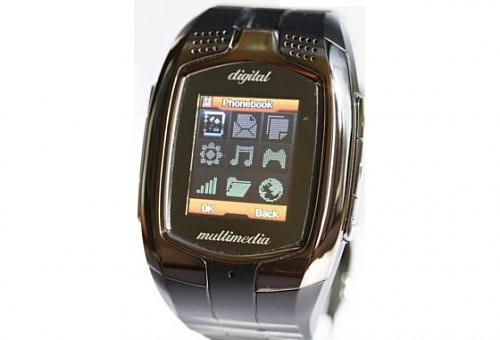 Handyuhr iWatch M860 – швейцарские часы + мобильный телефон