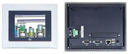 5,7-дюймовый сенсорный планшетный компьютер без вентилятора от Axiomatek