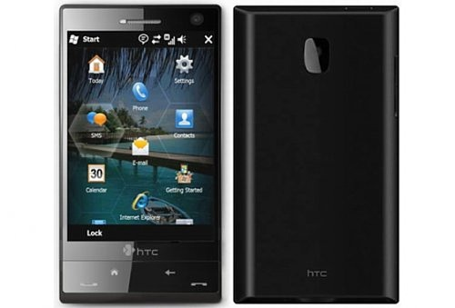 Скромное появление телефона Firestone от HTC